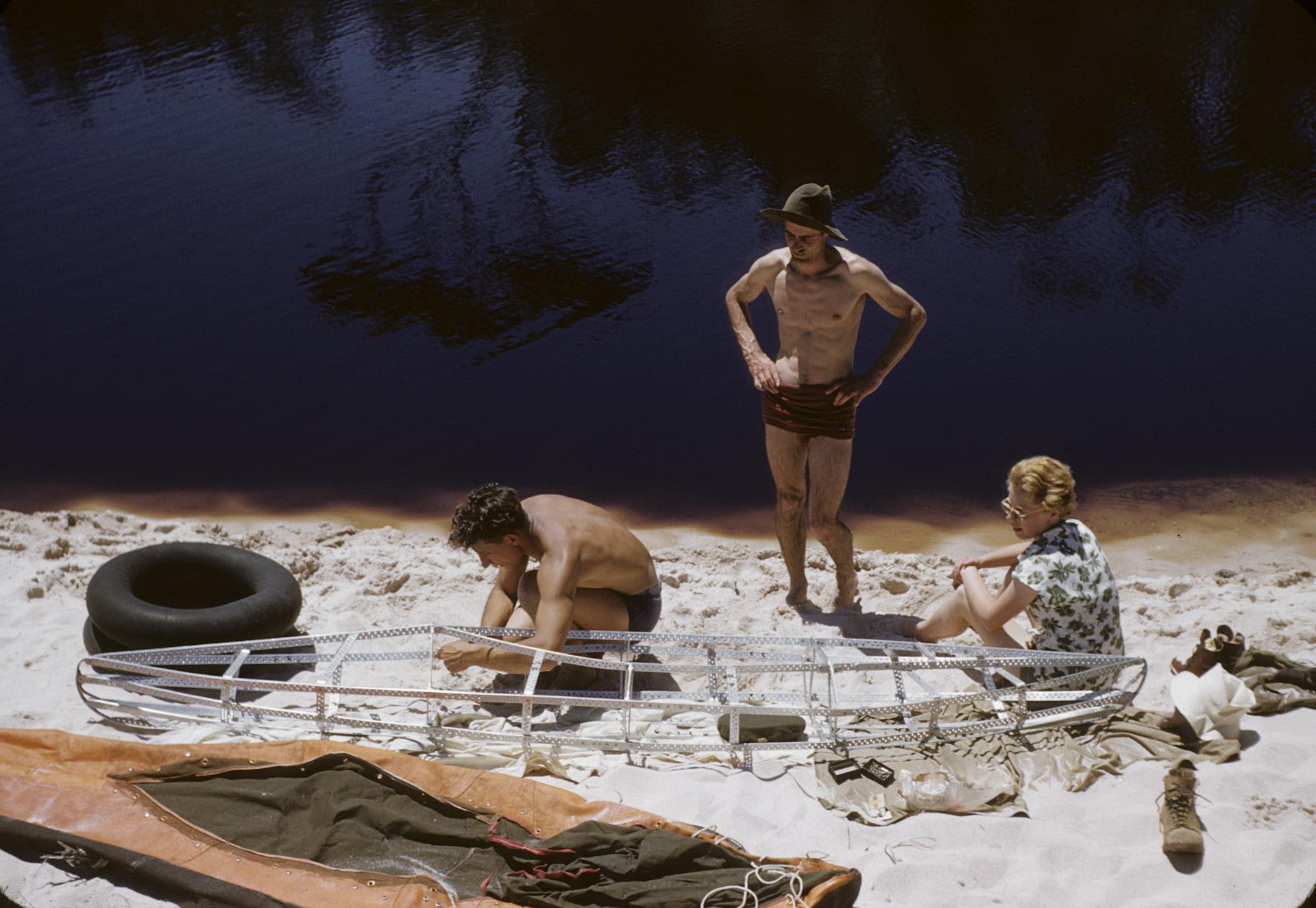 Fotografijos iš Truchanų šeimos archyvo. Melva Truchano nuotr.