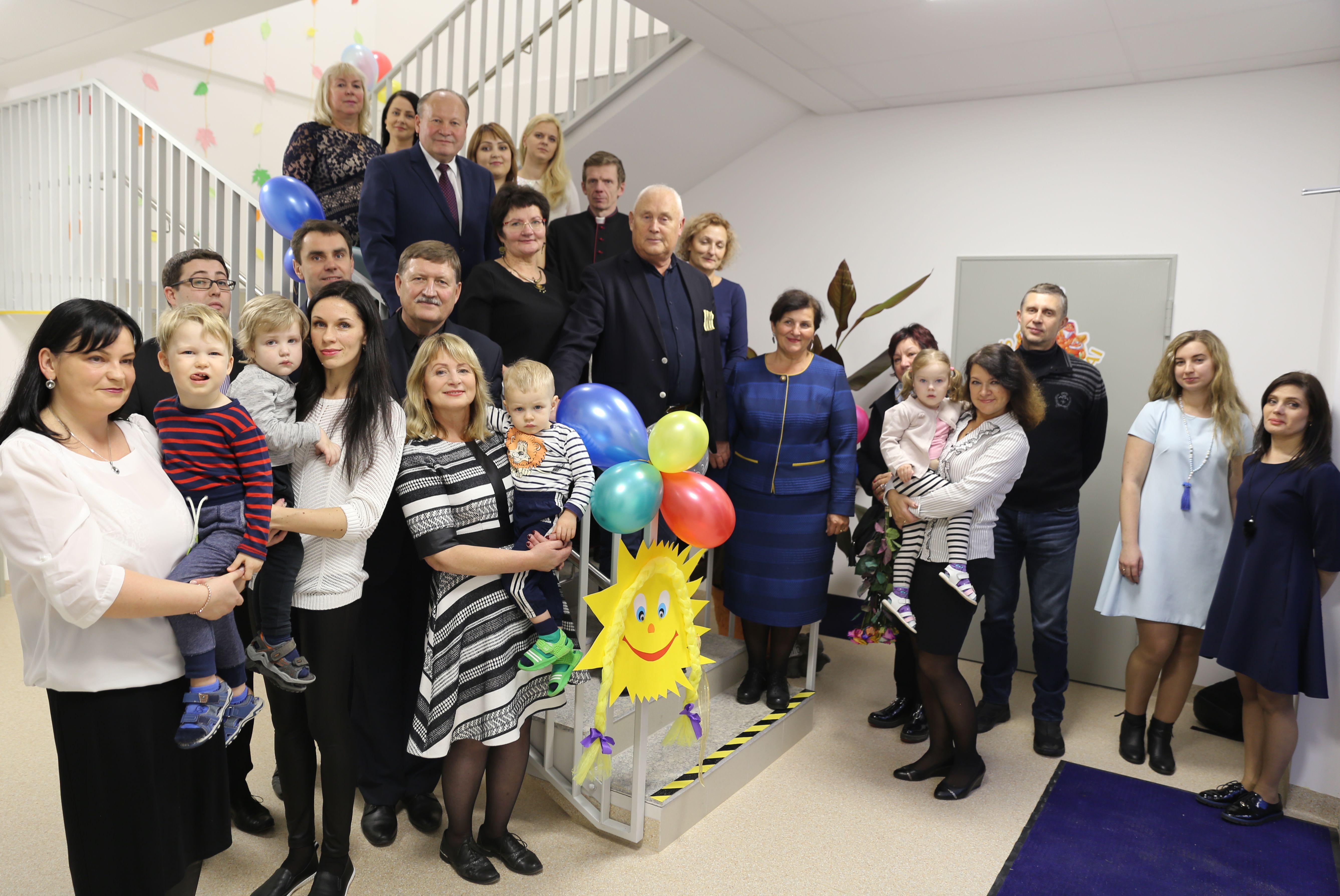 Giraitės šuolis: per du metus – 10 naujų darželinukų grupių | Kauno rajono savivaldybės nuotr.