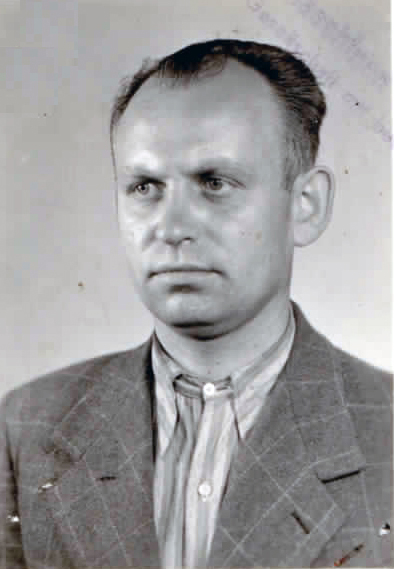 V. Raginis Vokietijoje, 1944 m. | D. Pociaus nuotr.
