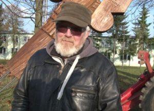 Seinų krašto drožėjas Zenonas Knyza | punskas.pl nuotr.