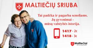 """Labdaros akcija """"Maltiečių sriuba"""". Organizatorių nuotr,"""