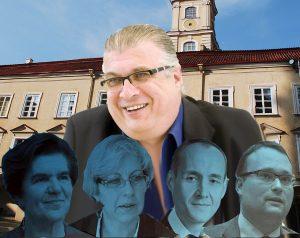 Vilniaus universitetas kviečia į diskusiją apie lituanistikos ateitį | Alkas.lt koliažas