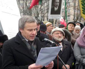 Gintaras Karosas | J. Česnavičiaus nuotr.