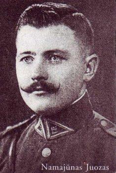 Juozas Namajūnas | Archyvinė nuotr.