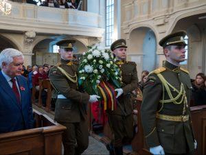 Pagerbtas Pirmojo ir Antrojo pasaulinių karų, smurto ir terorizmo aukų atminimas | kam.lt, A. Pliadžio nuotr.