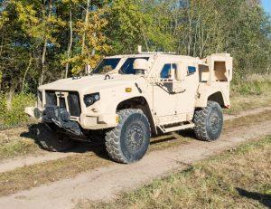 L-ATV šarvuotas visureigis | kam.lt A. Pliadžio nuotr.