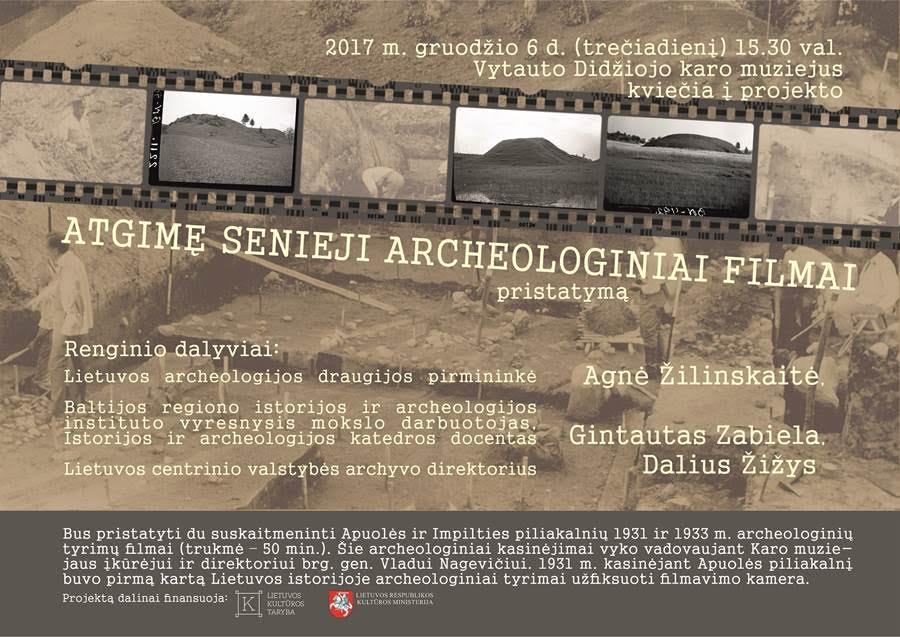 2017 12 06 Vytauto Didžiojo karo muziejus