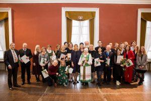 Apdovanojimai   Kultūros ministerijos nuotr.