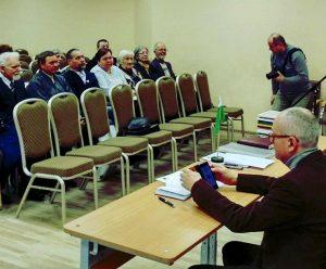 Esperantininkų sąjungos suvažiavimas | Alkas.lt, A. Karpovo nuotr.