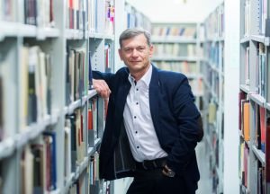 VDU Humanitarinių mokslų fakulteto Kompiuterinės lingvistikos centro mokslininkas, Informatikos fakulteto docentas dr. Darius Amilevičius | asmeninė nuotr.