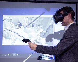 Gedimino sapnas virtualioje realybėje | vgtu.lt nuotr.