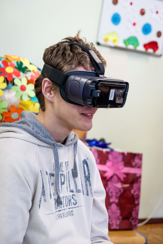 "Specialiojo ugdymo centre – ""Samsung"" išmanios technologijos | Specialiojo ugdymo centro nuotr."