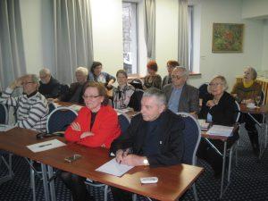 """Projekto """"Amžius nėra kliūtis"""" partnerių susitikimas Vilniuje   P. S. Krivicko nuotr."""