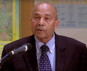Prof. Vedas P. Nanda | Youtube.com nuotr.