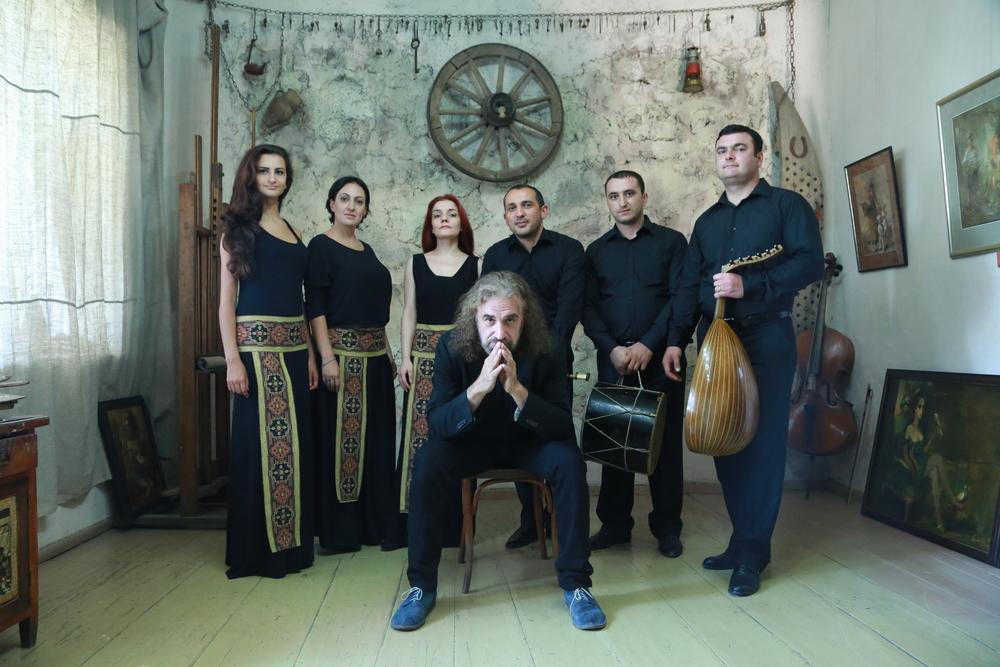 Senosios Armėnijos skambesys XXI amžiuje | GM Gyvai nuotr.