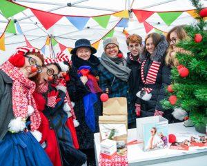 Kalėdinės mugės dalyvius vienija rūpinimasis silpnesniais | lrp.lt