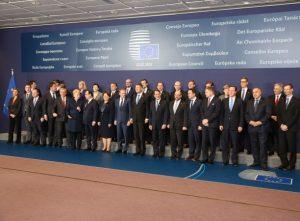 Europos vadovų taryba | lrp.lt nuotr.
