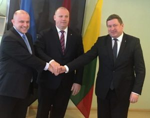 Baltijos šalių gynybos ministrai sutarė dėl kitų metų gynybos politikos prioritetų | kam.lt nuotr.