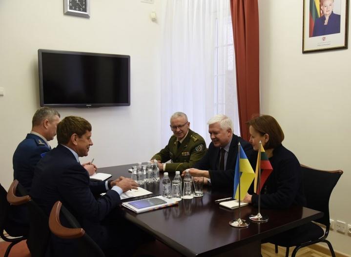 Ukraina ketina prisijungti prie Lietuvoje įsikūrusio NATO Energetinio saugumo kompetencijos centro veiklos | G. Pranckūno (KAM) nuotr.