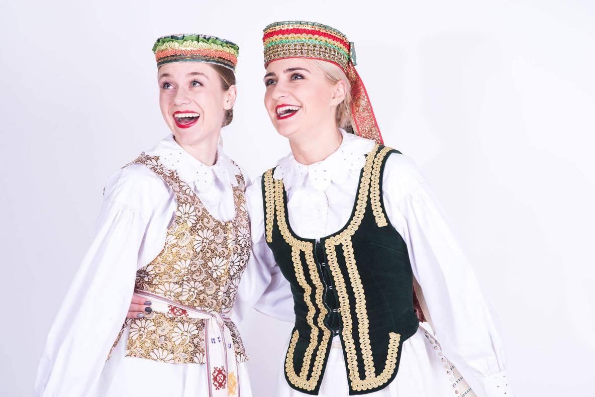 Ištyrė skirtumus: kiekviename Lietuvos regione – saviti tautiniai drabužiai | KTU nuotr.