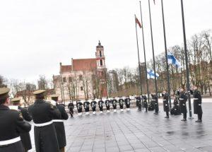 Ar konkurse išrinktas tas Lukiškių aikštės paminklas, kuris yra meniškiausias, o gal vienija Tautą? | S. Žumbio nuotr.