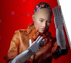 Robotė Sofija | rengėjų nuotr.