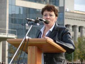 Renata Cytacka, 2011 m. rugsėjo 27 d. | V. Kiero nuotr.