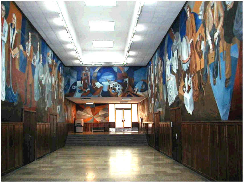 "Freska ""Forumas"" | V. Zubriakovo nuotr."
