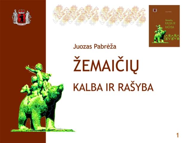 Monografjos autorius doc. dr. Juozas Pabrėža | Z. Ripinskio nuotr.