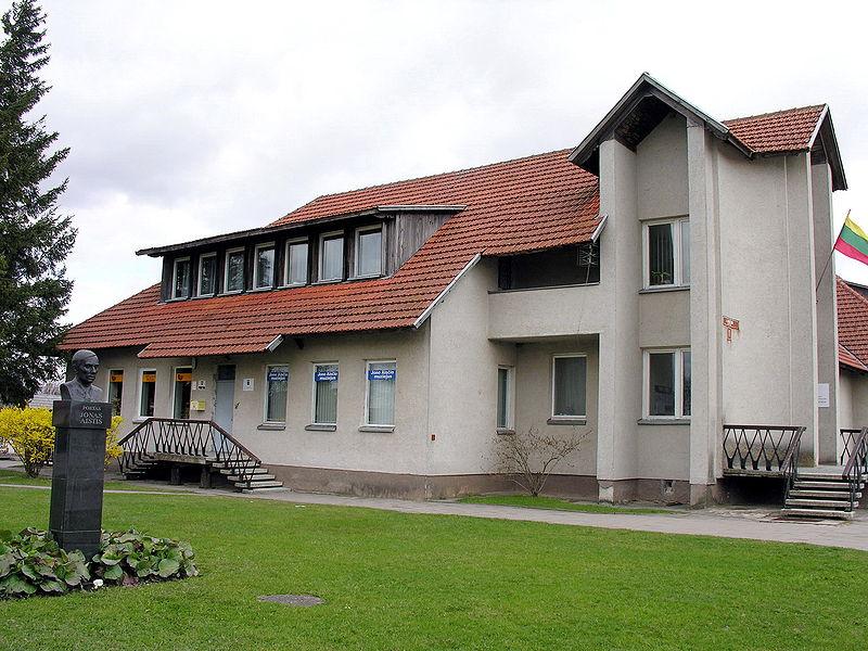 Poeto Jono Aisčio muziejus Rumšiškėse | wikipedia.org nuotr.
