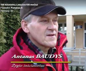 Antanas Baudys | alkas.lt nuotr.