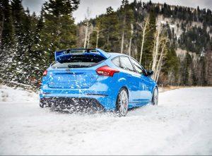 Automobilis žiemą | inchcape.lt nuotr.