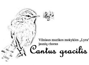 Cantus gracilis choras_logo