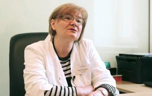 Gydytoja akušerė ginekologė Dalytė Ulevičienė   Rengėjų nuotr.