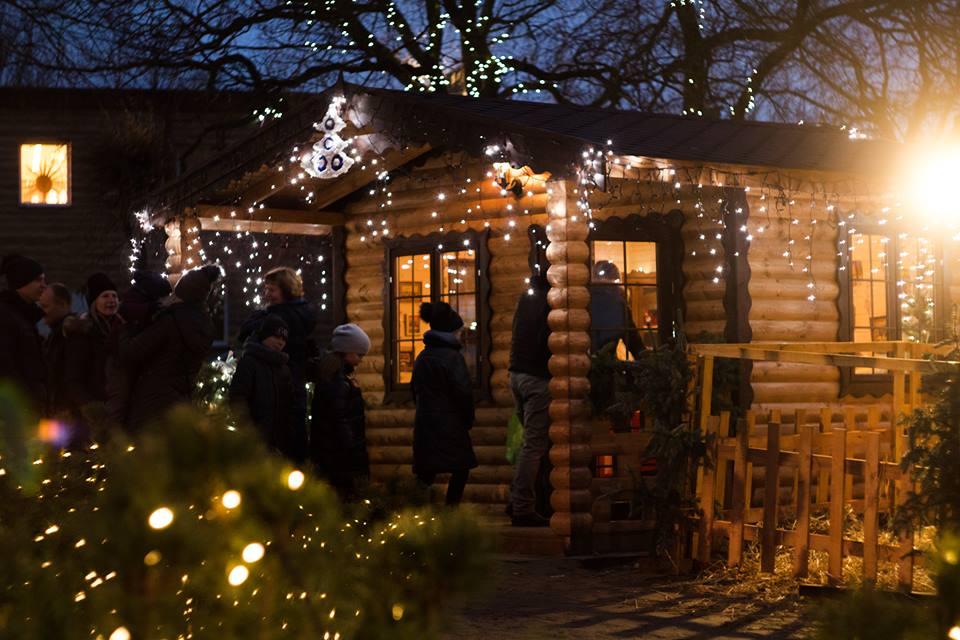 Kalėdos namelis | Rengėjų nuotr.