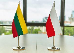 Lietuva ir Lenkija | urm.lt nuotr.
