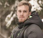 Leidinio autorius, Lietuvos ornitologų draugijos darbuotojas ir ornitologinio turizmo rengėjas Marius Karlonas | Baltijos aplinkos forumo nuotr.