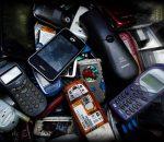 Mobiliųjų telefonų atliekos   Gamintojų ir importuotojų asociacijos nuotr.