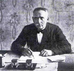 Saliamonas Banaitis, Valstybės Tarybos narys. Lietuvos albumas, 1921 m. | wikipedija.org nuotr.