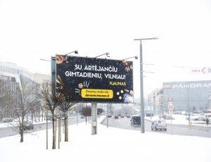 Vilniaus gimtadieniui | kaunas.lt nuotr.