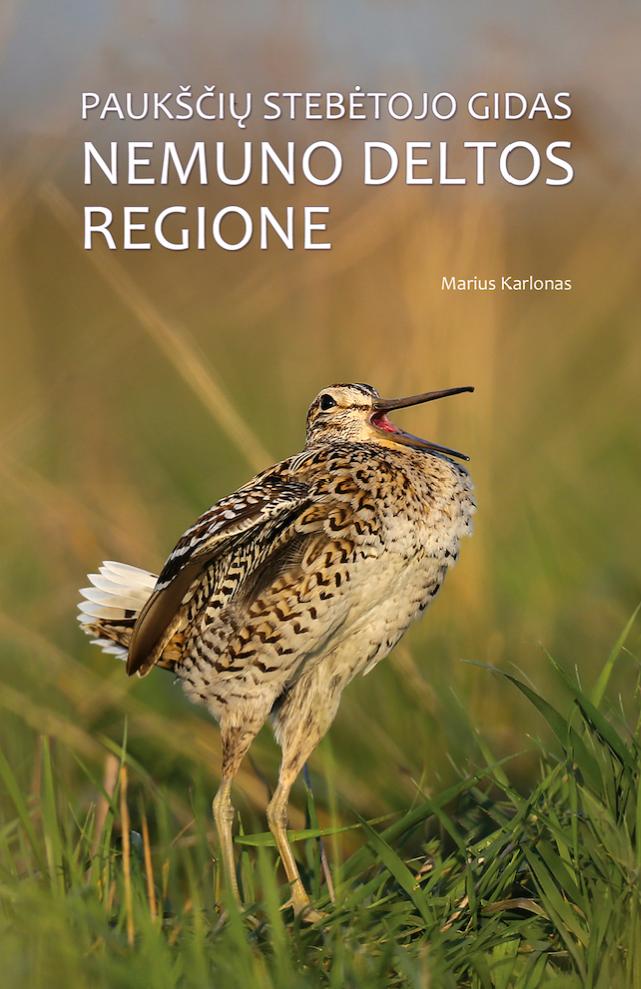 Paukščių stebėjimo gidas Nemuno deltoje | Baltijos aplinkos forumo nuotr.