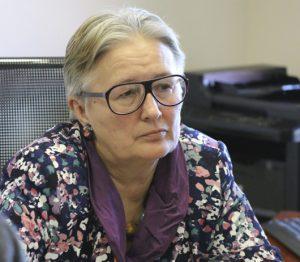 Prof. Giedrė Kvieskienė | media.leu.lt nuotr.
