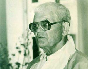 Alfonsas Bieliauskas (1923-2018) | Rasytojai.lt nuotr.