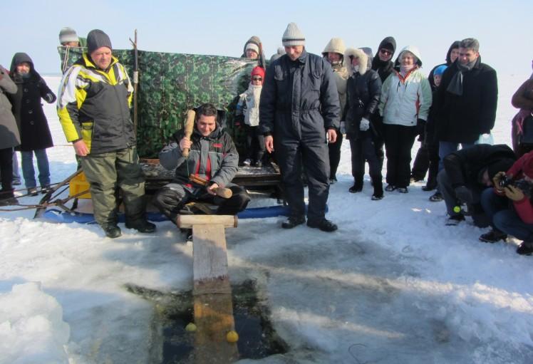 Stintapūkis Nidoje – ar stintas gaudysime ant ledo? | Rengėjų nuotr.