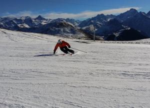 Atrankos į olimpines žaidynes ciklas slidininkams baigtas   Pixabay nuotr.