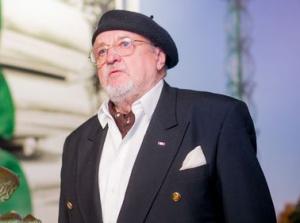 Menininkas ir tarptautinei bendruomenei žinomas skulptorius Vladas Kančiauskas   Kauno miesto savivaldybės nuotr.