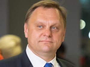 LVK prezidentas Valdas Sutkus | Lietuvos verslo konfederacijos nuotr.