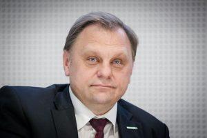 Lietuvos verslo konfederacijos (LVK) prezidentas Valdas Sutkus | LVK nuotr.