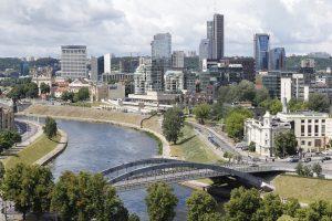 Sausio 25 d., Vilnius švęs 695-ąjį gimtadienį | Pixabay nuotr.