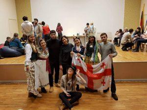 Lietuvių kalba apverčia užsieniečių gyvenimus   Lietuvių kalbos ir kultūros centro nuotr.